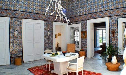 O s journer la medina de tunis vous for Maison traditionnelle tunisienne
