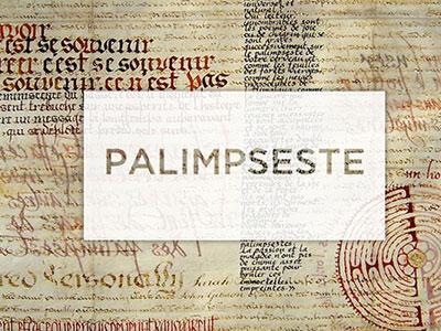 Palimpsestes, chaque jeudis à la Maison du Roman de la Cité de la culture