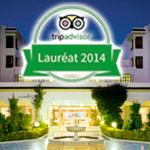 El Mouradi Palm Marina obtient son Certificat d´Excellence 2014