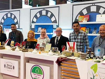 Le terroir tunisien présent au salon international de l'agriculture de Paris