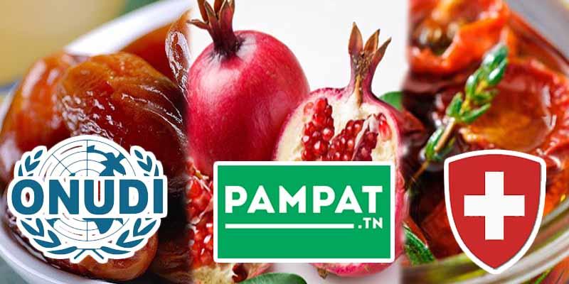 Appels d'offres pour les dérivés de dattes, grenades et tomates séchées