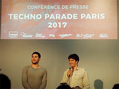 La Tunisie sera présente à la Techno Parade Paris le 23 septembre prochain