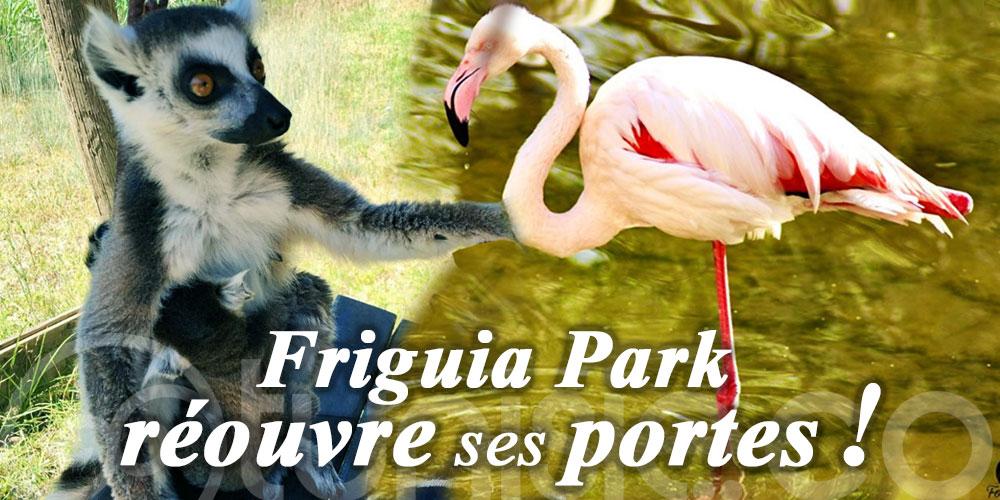 Friguia Park réouvre ses portes et c'est une merveille !