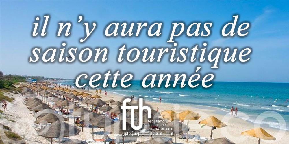 La FTH persiste et signe : Pas de Saison touristique cette année