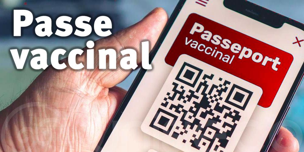 Le Passe Vaccinal sera obligatoire lors de la sortie du territoire tunisien