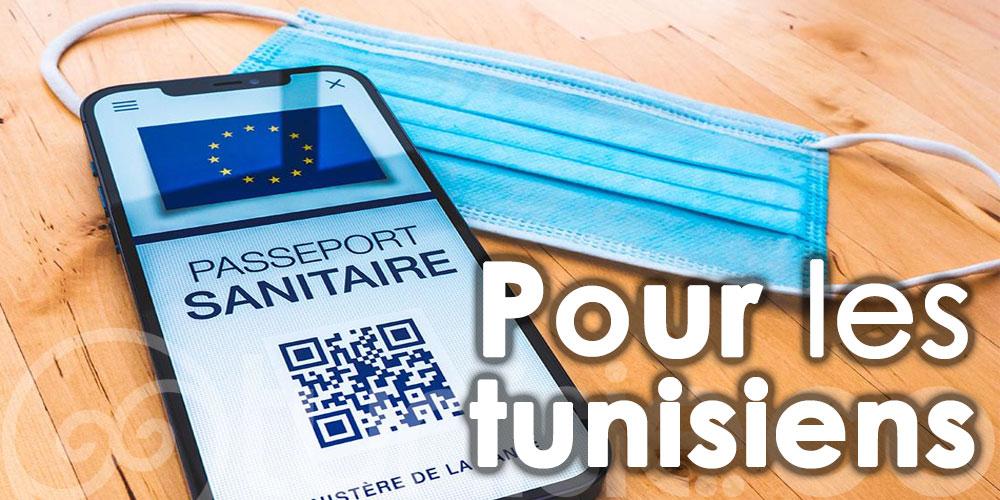 Pour les tunisiens : Comment obtenir son pass sanitaire européen ?