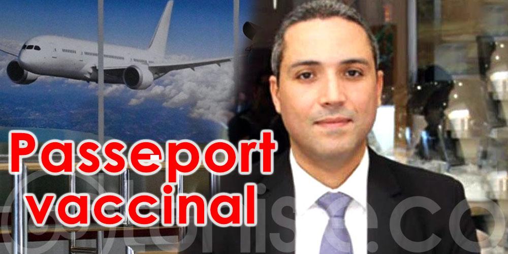 Le Tourisme Tunisien favorable au ''passeport vaccinal'' pour les voyageurs