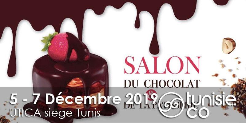 Salon du Chocolat de la Pâtisserie du 5 au 7 décembre