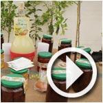 Pâtisserie traditionnelle de Nabeul parfumée à l'eau de fleurs de bigaradier