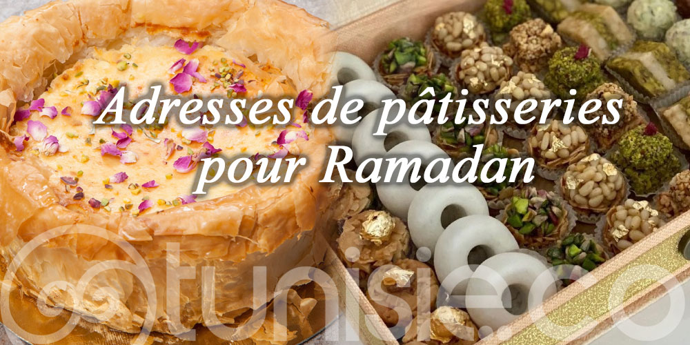 Pâtisseries pour Ramadan : Nos coups de cœur ultra-gourmands