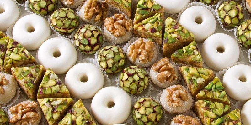 En photos : 30 pâtisseries traditionnelles tunisiennes à déguster le jour de l'Aïd