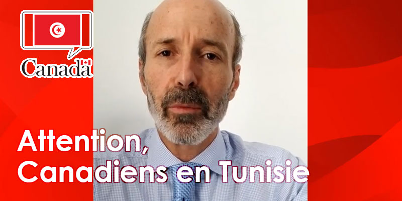 Attention, Canadiens en Tunisie