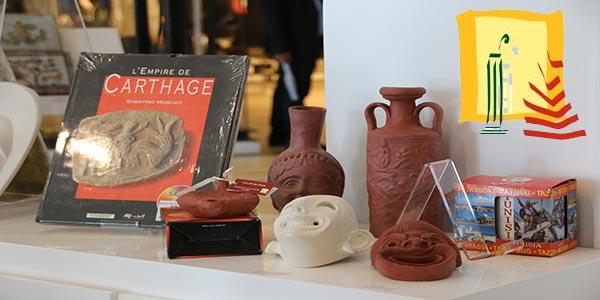 Découvrez les publications, moulages et produits dérivés de notre patrimoine culturel jusquau 31 décembre à Géant