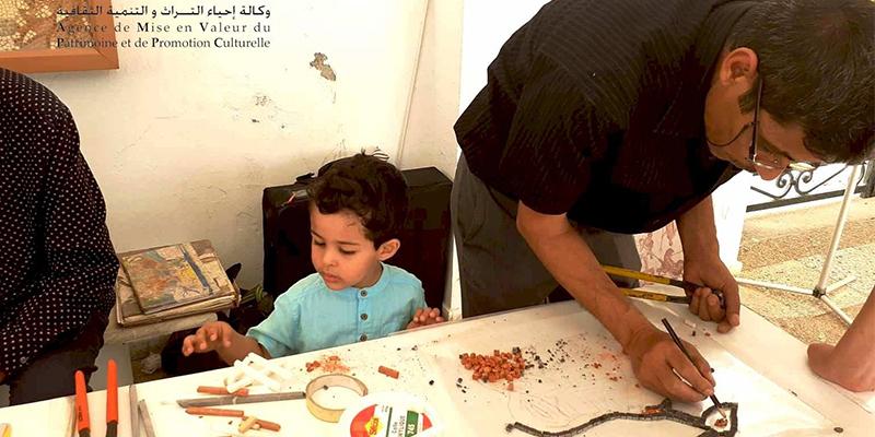 Journée de découverte du patrimoine historique de Carthage pour les enfants