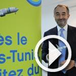 Interview de M. Lionel Guérin PDG de Transavia en visite en Tunisie