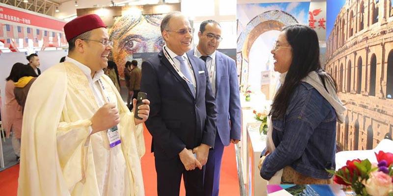 Objectif: promouvoir la destination Tunisie pour les touristes chinois
