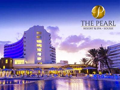 En photos : Dites bonjour à l'hôtel The Pearl Resort Sousse