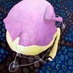 Exposition du peintre Samir Makhlouf à La Galerie La Médina à partir du 24 mai 2013