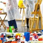 Démarrage des ateliers de peinture au B'Chira Art Center