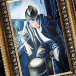 Exposition de peintures à l'huile jusqu'au 25 février au musée archéologique de Sousse