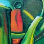 Exposition de peinture inoxydable jusqu'au 30 décembre à la Maison de France à Sfax