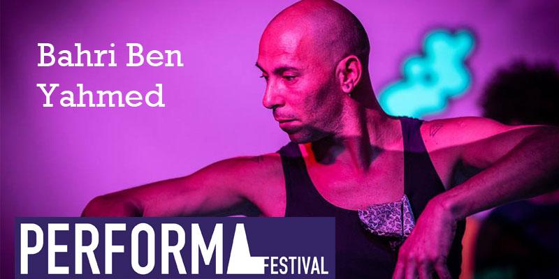 Danseurs Citoyens de Bahri Ben Yahmed au Performa Festival en Suisse