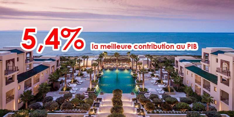 INS : le tourisme tunisien a sauvé la croissance du PIB