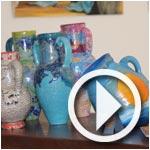 En vidéo : Visite de la Palm Beach Pinacothèque Gallery à Djerba