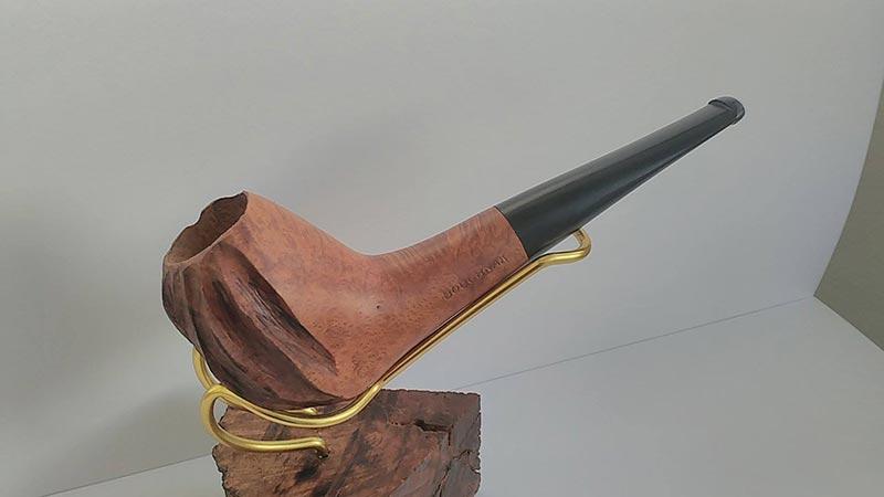 La pipe artisanale de Bouchnak de retour à Tabarka