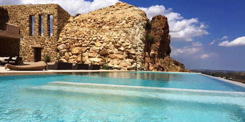 En photos : Les plus belles piscines des maisons d'hôtes en Tunisie