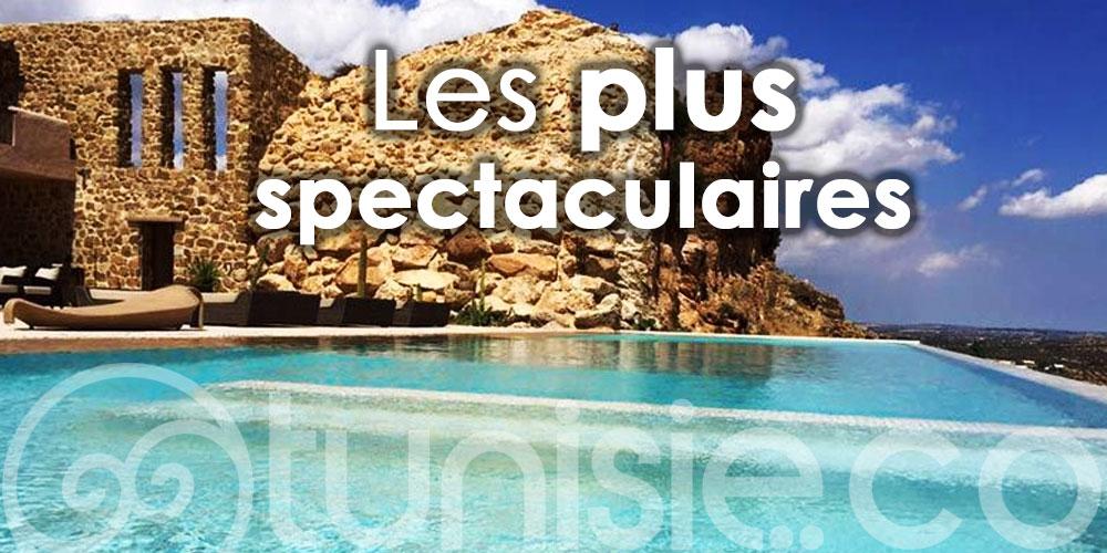 Les plus belles piscines en Tunisie