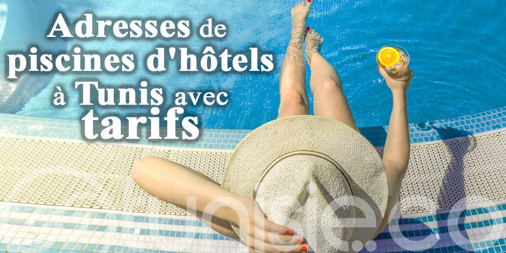 Où se baigner à Tunis ? Adresses de piscines d'hôtels avec tarifs