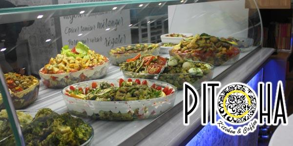 En photos : Le nouveau restaurant Pitcha, quand la gastronomie s'invite au bistrot