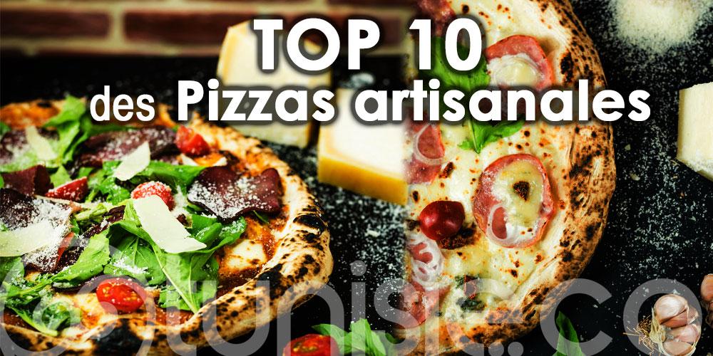 TOP 10 des meilleures Pizzas artisanales à Tunis