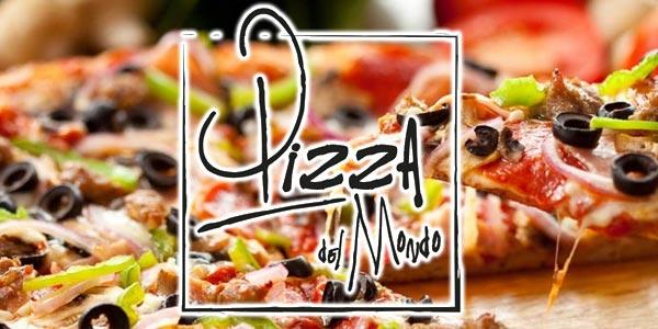 Prochainement Pizza del Mondo, pour visiter la cuisine du monde à travers la Pizza