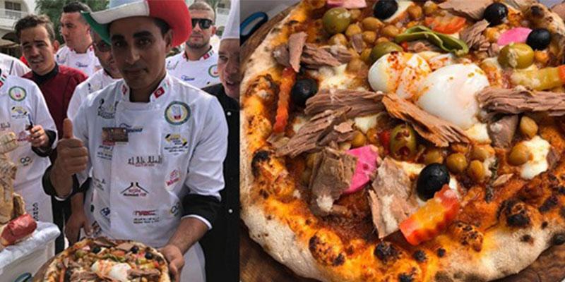Vers l'Italie, Pizza Lablebi remporte le championnat tunisien