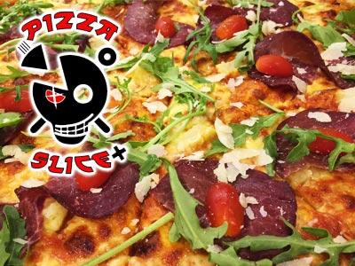 En photos : Découvrez PIZZA Slice, la nouvelle pizzeria à Ennasr