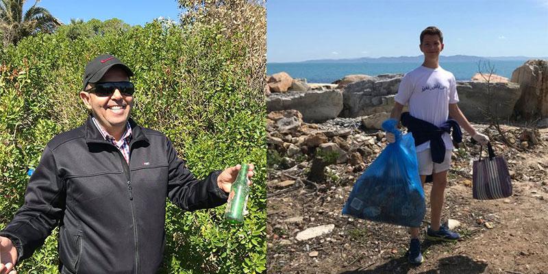 Saison estivale: opération de nettoyage des plages