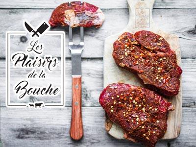 La boucherie 'Les Plaisirs De La Bouche' pour savourer des viandes d'exception au quotidien