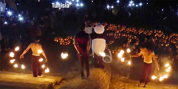 En vidéo :  L'édition tunisienne Une heure pour la planète passe à l'international