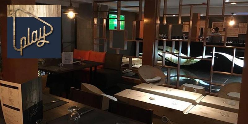 Découvrez Play Bar, le nouveau bar à tapas Non-fumeur à Gammarth