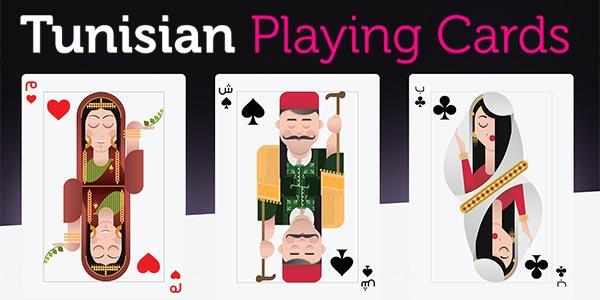 Et si les cartes du jeu de Rami étaient Bel Tounsi ?