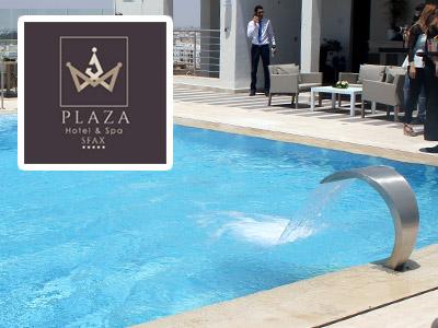 En vidéos : Découvrez le nouveau Plaza Hôtel & Spa Sfax