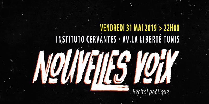 Nouvelles voix, résidence poétique de jeunes poètes hispano-maghrébins à Tunis