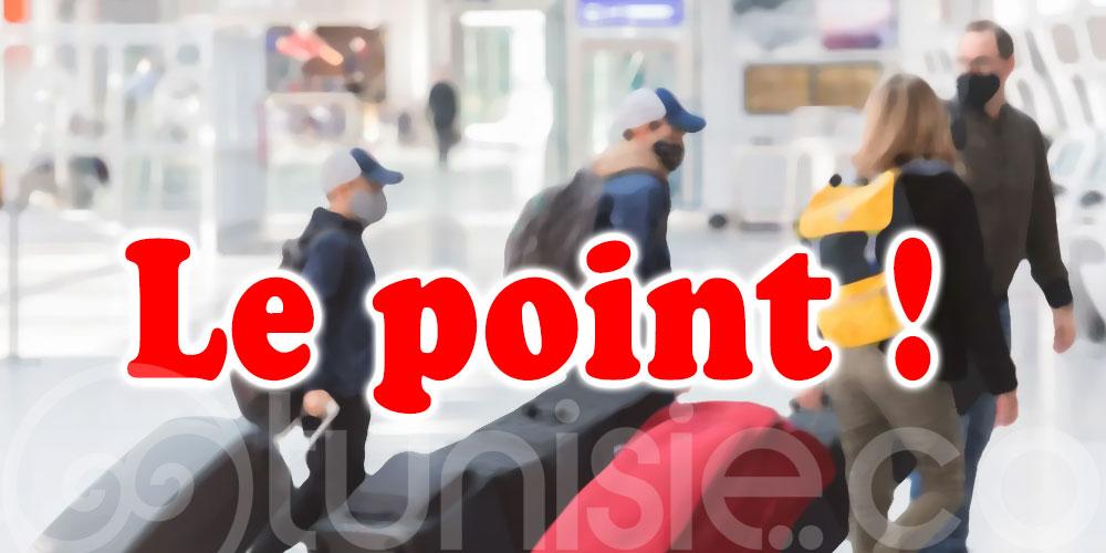 Conditions d'entrée au territoire Tunisien : Tunisair fait le point