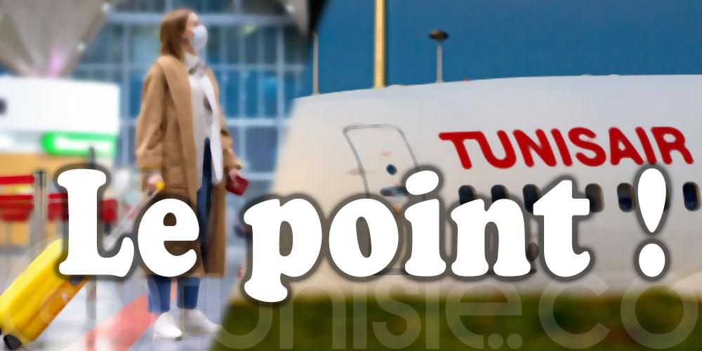 Conditions d'entrée en Tunisie : Tunisair vous dit tout !