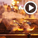 En vidéo : Ambiance festive au Festival du Poisson de la Goulette