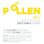 Exposition Pollen du 4 au 12 Juin à la Résidence de France