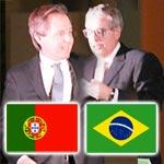 En vidéos : Les Ambassadeurs du Portugal et du Brésil célèbrent la langue Portugaise