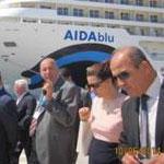 Premier Conseil des Ports de Plaisance Tunisiens au Goulette Shipping Cruise